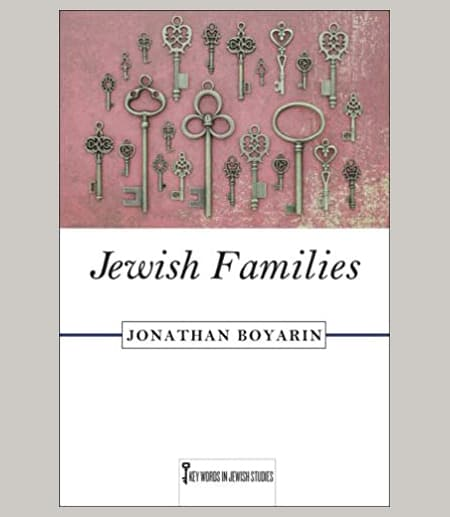 Jewish Families book cover