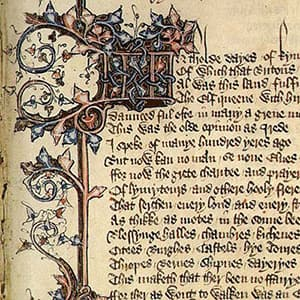 text from illustrated manuscript