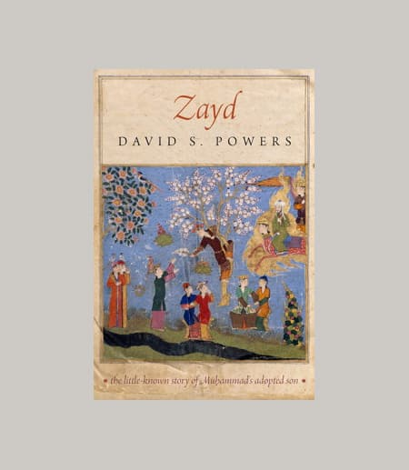 Zayd book cover