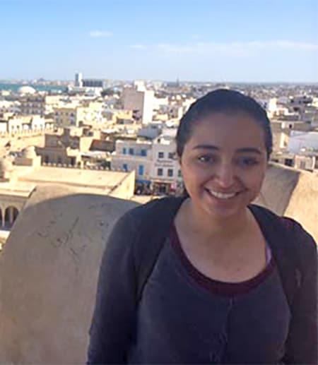Nicole Bakhoum '17