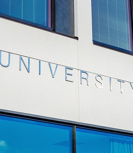 generic University exterior